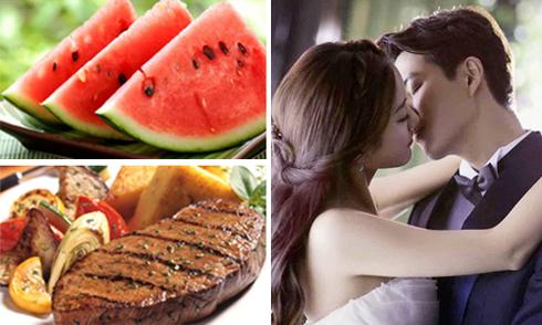 'Bắt mạch' tình yêu của bạn qua đồ ăn khoái khẩu