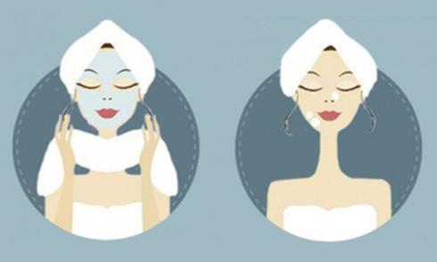 5 bước làm sạch và dưỡng da tiêu chuẩn
