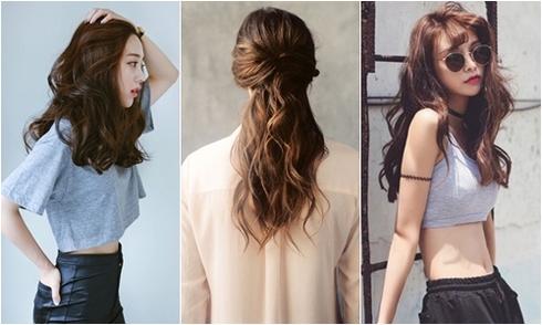 7 kiểu tóc của các nàng được cánh mày râu cho là quyến rũ nhất