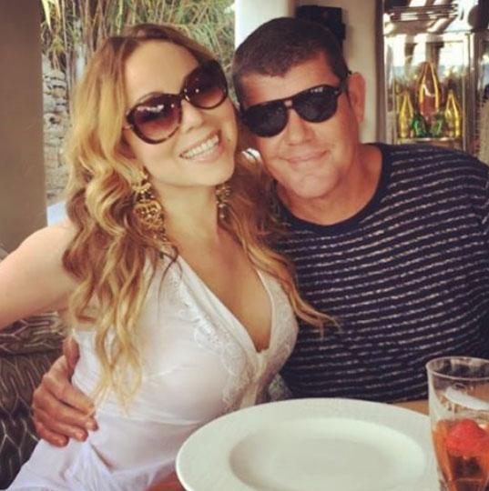 Mariah Carey và bồ tỷ phú cãi nhau nảy lửa trong kỳ nghỉ