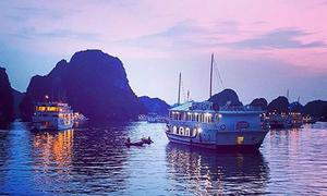 Chàng trai Tây đi du lịch Việt Nam 10 ngày hết 200 USD