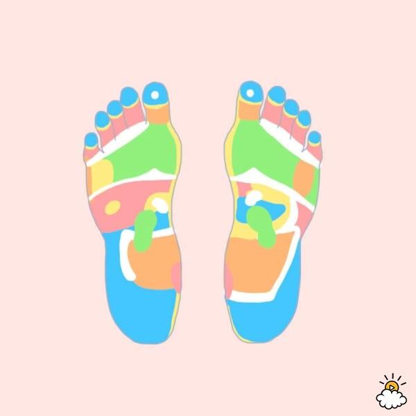 Mách bạn lợi ích tuyệt vời của việc đi chân trần trên đất