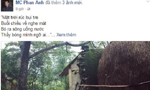 MC Phan Anh mua 1.000 con bò giống hỗ trợ miền Trung
