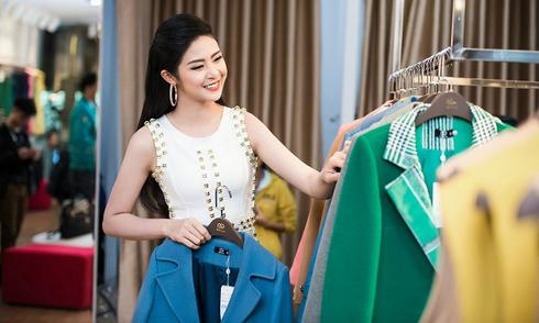 Sao Việt nổi bật với thiết kế dạ cashmere của G9 Moza
