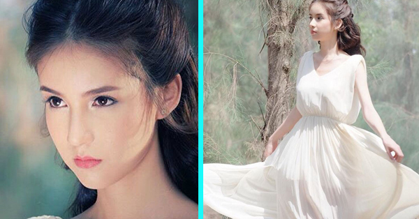 Vẻ đẹp của diễn viên người TháiRinrada Thurapan