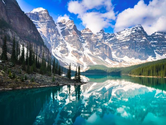 15 lý do quyến rũ du khách của \'miền đất hứa\' Canada