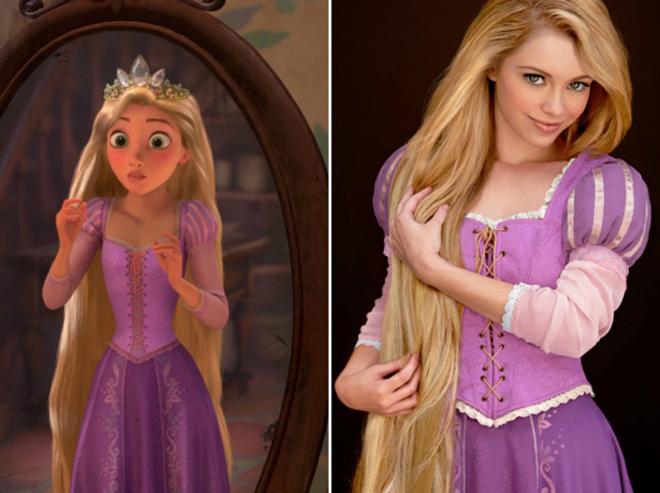 Những nàng công chúa Disney sẽ trông như thế nào ngoài đời thực?