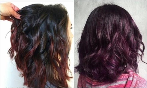 10 gợi ý nhuộm tóc highlight sành điệu cho mùa lễ hội
