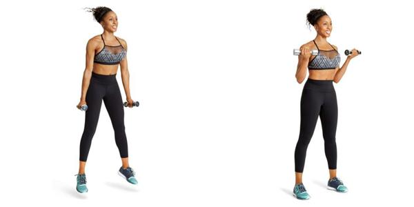 3 động tác đơn giản giúp triệt tiêu mỡ thừa toàn diện