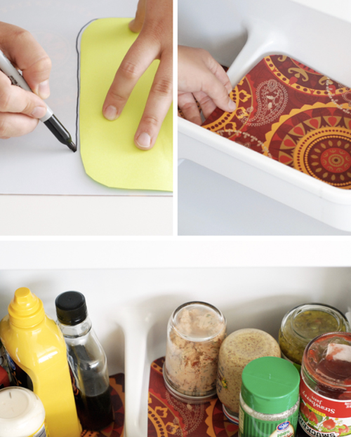 12 chiêu sắp xếp tủ lạnh thông minh, tiết kiệm diện tích - ảnh 1