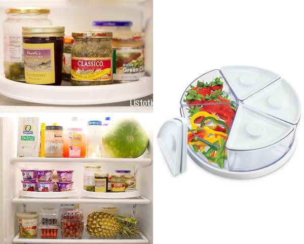 12 chiêu sắp xếp tủ lạnh thông minh, tiết kiệm diện tích - ảnh 8