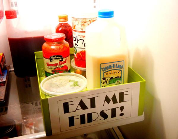 12 chiêu sắp xếp tủ lạnh thông minh, tiết kiệm diện tích - ảnh 5