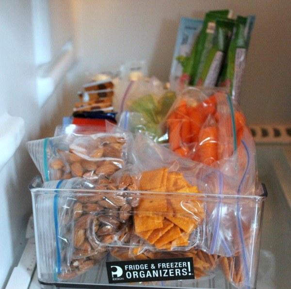 12 chiêu sắp xếp tủ lạnh thông minh, tiết kiệm diện tích - ảnh 6