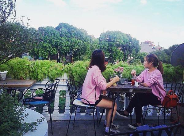 Các quán trà mới toanh ở Hà Nội, hợp tiết trời đông - ảnh 9