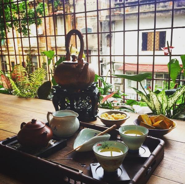 Các quán trà mới toanh ở Hà Nội, hợp tiết trời đông - ảnh 2