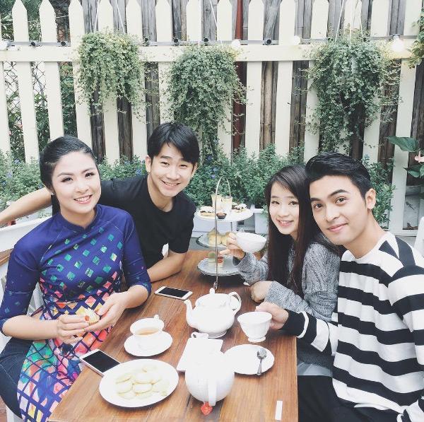 Các quán trà mới toanh ở Hà Nội, hợp tiết trời đông - ảnh 6