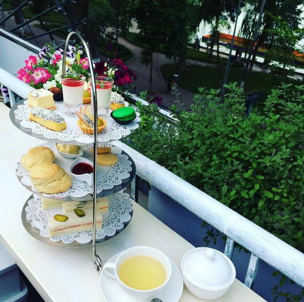 Các quán trà mới toanh ở Hà Nội, hợp tiết trời đông - ảnh 8
