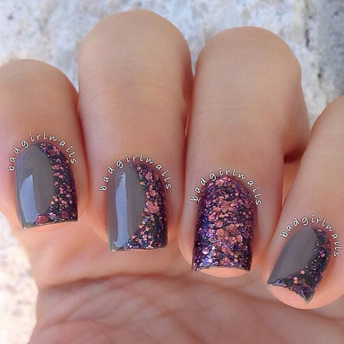 Gary-and-brown-glitter-nail-ar-9375-8946