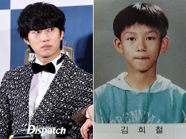 Heechul không mấy thay đổi, song chính anh đã thừa nhận rằng: Tôi từng phải phẫu thuật vì bị gãy mũi. Trước khi thẩm mỹ, sống mũi của tôi trước đây thấp hơn nhiều