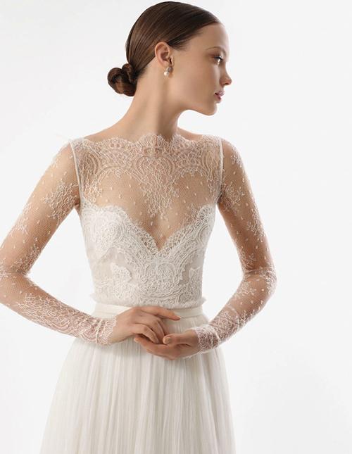 Chọn váy cưới cho cô dâu có thân hình mũm mĩm hình ảnh 5