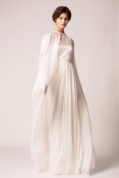 Chọn váy cưới cho cô dâu có thân hình mũm mĩm hình ảnh 2