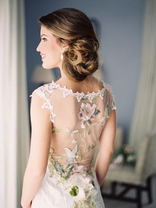 Chọn váy cưới cho cô dâu có thân hình mũm mĩm