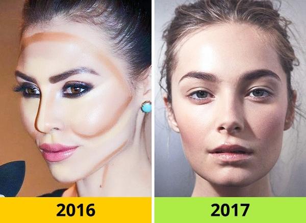 10 xu hướng làm đẹp sẽ thay đổi vào năm 2017