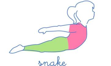 6 động tác yoga kiểm soát tính nóng nảy của trẻ