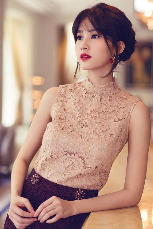 Đặng Thu Thảo - Hoa hậu chưa bao giờ trang điểm xấu