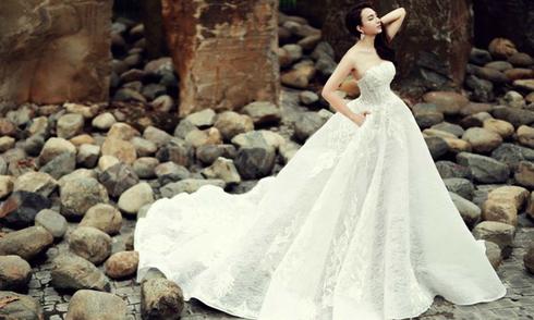 'Dạo khúc yêu' - làn gió mới trong thời trang váy cưới