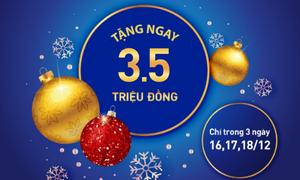 ILA tặng học bổng 3,5 triệu đồng mừng Giáng sinh