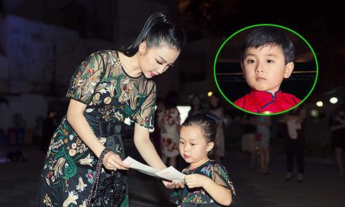 Linh Nga đưa con gái đi xem thần đồng piano biểu diễn