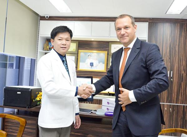 Viện nâng ngực chuyên sâu 3D Motiva ra mắt tại Việt Nam