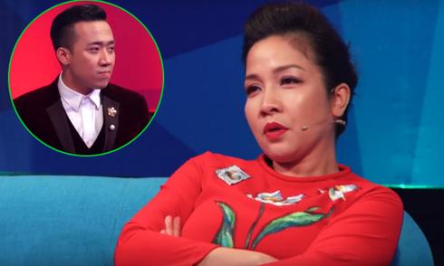 Mỹ Linh tỏ ra nguy hiểm, 'chặt chém' Trấn Thành trong gameshow mới