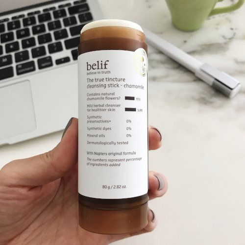 belif The True Tincture Cleansing Stick
