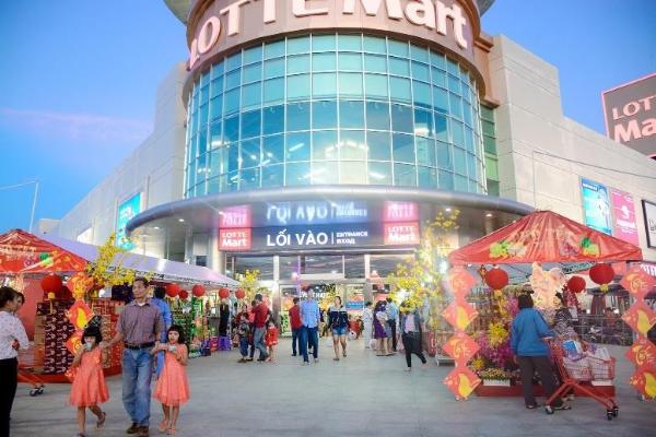 Khuyến mãi trúng nhà 1,5 tỷ đồng từ Lotte Mart - ảnh 1