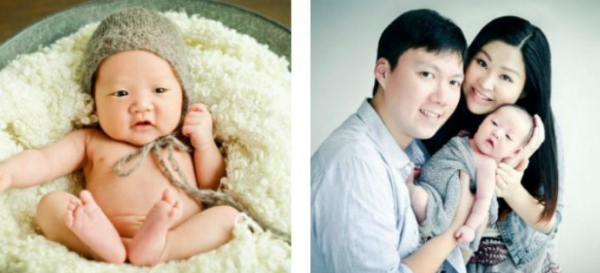Nữ giám đốc có hai tử cung vất vả thụ thai và sinh con - ảnh 3
