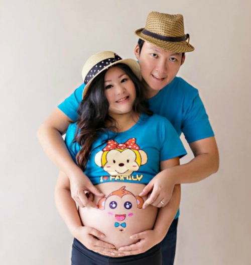 Nữ giám đốc có hai tử cung vất vả thụ thai và sinh con - ảnh 2