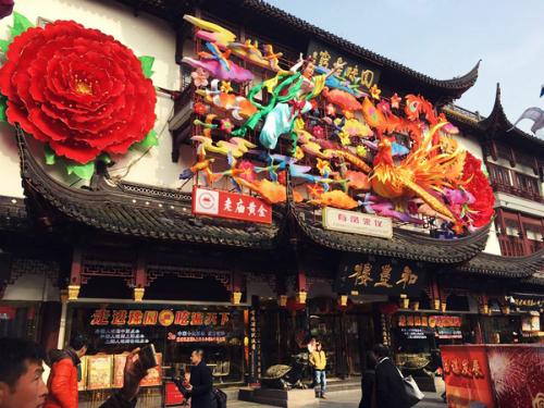Những trải nghiệm xa xỉ trong chuyến đi Thượng Hải của Ngọc Trinh - ảnh 7
