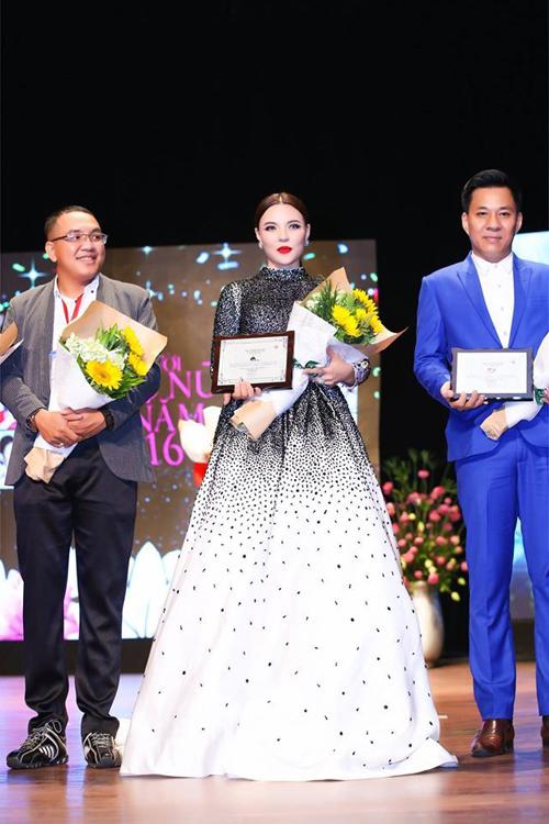 Mai Phương Trang rạng rỡ tại sự kiện Người phụ nữ của năm 2016 - ảnh 6