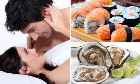 Đồ ăn yêu thích hé lộ điều gì về đời sống chăn gối