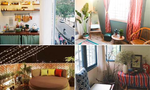 7 homestay xinh xắn cho người muốn 'trốn Tết' ở Hà Nội