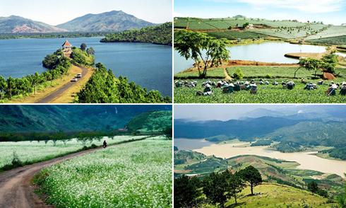 Những cao nguyên đẹp ở Việt Nam nên đến ít nhất một lần
