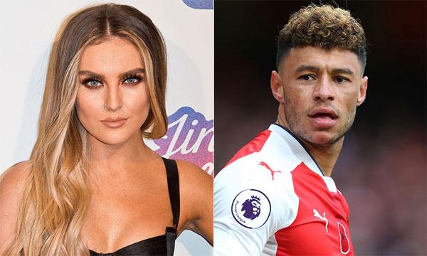Tiền vệ Arsenal và người đẹp nhóm Little Mix hứa hẹn là một cặp đôi cầu thủ - ca sĩ hot