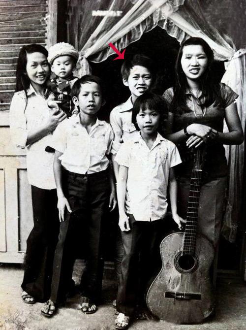 Thử tài nhìn ảnh thơ ấu, đoán tên loạt sao Việt sinh năm Dậu