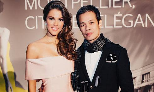 NTK Hoàng Hải: 'Váy tôi làm cho tân Hoa hậu Hoàn vũ đạt đẳng cấp quốc tế'