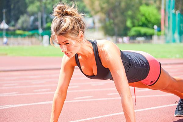 Tôi có cơ thể khỏe mạnh, có thể chạy hàng dặm, dậm nhảy, tập squat, chống đẩy và kéo tạ. Điều hạnh phúc ở đây không phải vì vẻ bề ngoài, mà là ở cảm nhận sự khỏe khoắn từ bên trong,