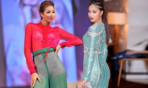 Phạm Hương thay đổi phong cách sau 7 năm vào showbiz