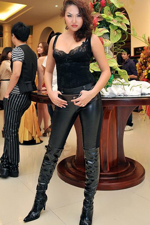 Năm 2009, cô