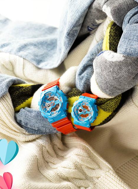 Đồng hồ nam giá 4,14 triệu đồng, đồng hồ nữ giá 4,048 triệu đồng.